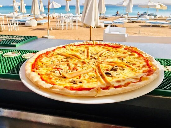 Pizza, Burgers, light meal or more sophisticated. Check out the online menu for more options
