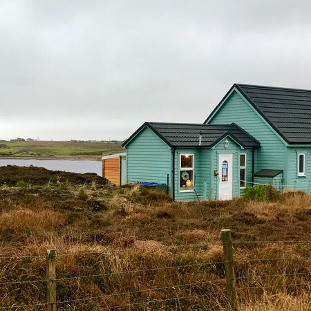 A wonderful little cafe on Hoy- not to be missed!