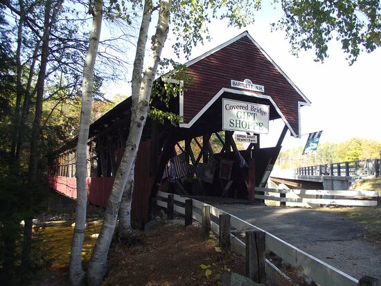 Bartlett Covered Bridge