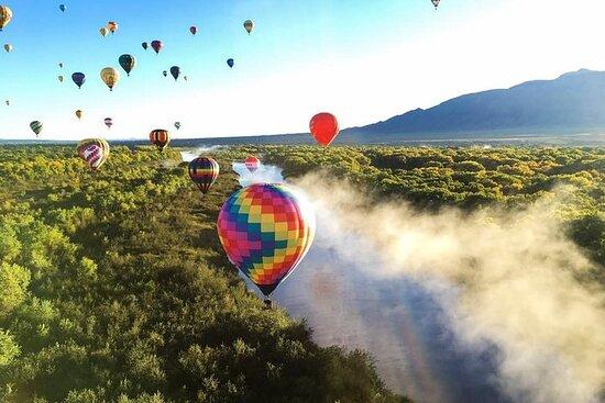 Shared Sunrise Hot Air Balloon Ride...