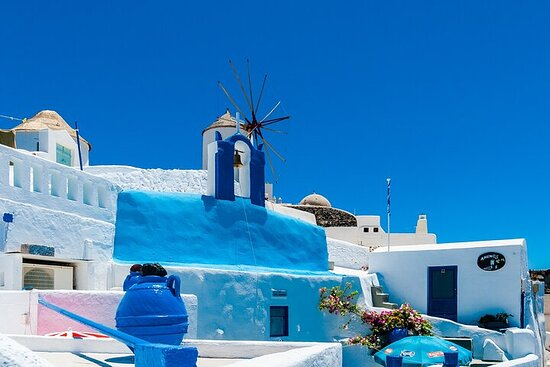 16 Days Southeast Balkan with 3 Nights Cruise in Greek Islands from...