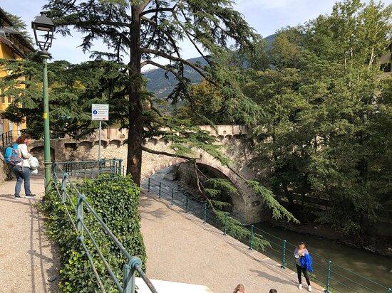 Ponte Romano (steinerner Steg)