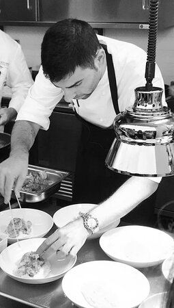 Il nostro nuovo chef, Andrea Iudica