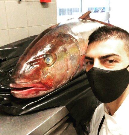 Il nostro pesce freschissimo