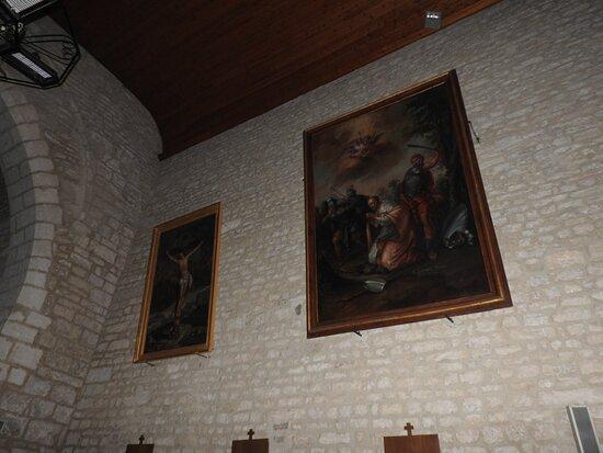 Mansle, Francia: La décapitation de St Léger