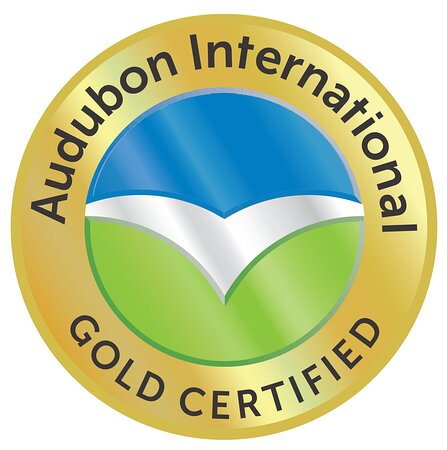 Proudly certified as a Green Audubon Property for our eco-conscious initiatives
