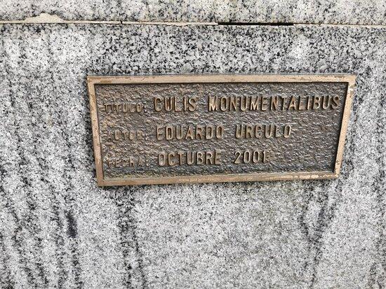 Escultura Culis Monumentalibus
