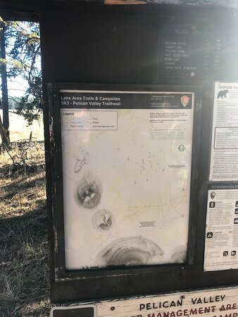 Pelican Valley Trail