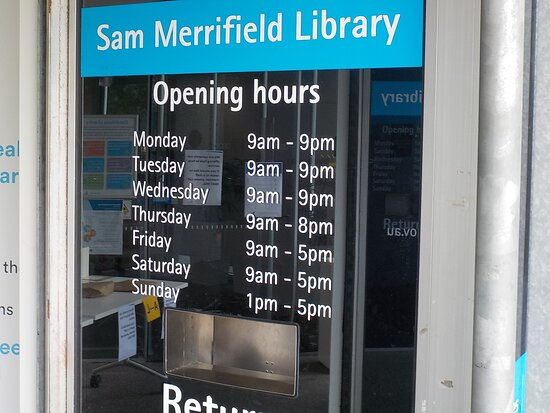 Sam Merrifield Library