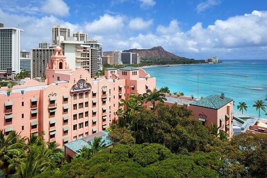 The Royal Hawaiian, a Luxury Collection Resort, Waikiki