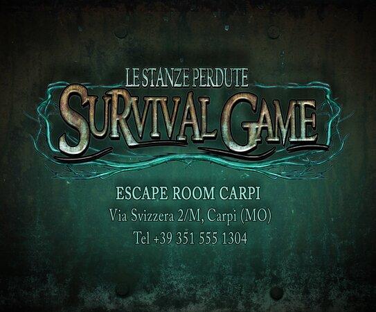 Carpi, إيطاليا: La prima Escape Room di Carpi! Tante avventure originali ti aspettano! Tecnologia, misteri e tanto divertimento!