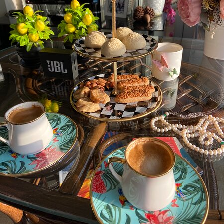 Tyrkiske Middelhavskysten, Tyrkia: Coffee time ☕️☕️💓🙋🏼♀️