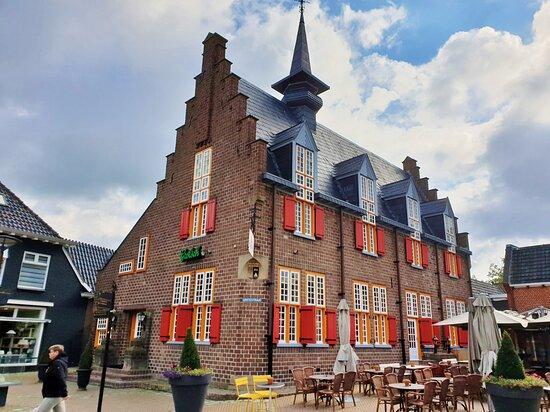 Tubbergen, Hà Lan: Restaurant De Burgemeester een plaatje !