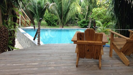 Unitedville, Belice: Relax and nature