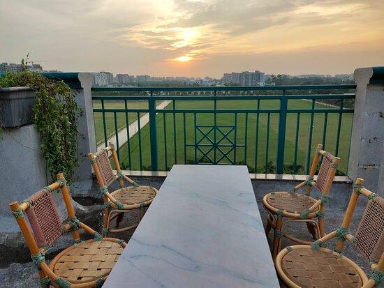 Surat District, อินเดีย: Terrace Garden