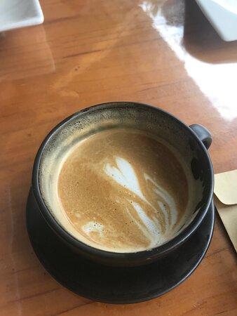 Tutong, Brunei Darussalam: Coffee