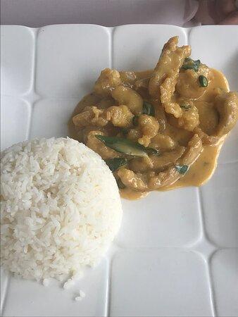 Tutong, Brunei Darussalam: Butter chicken
