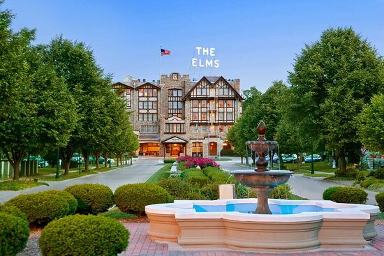 The Elms Hotel And Spa 95 1 1 9 Prices Resort Reviews Excelsior Springs Mo Tripadvisor