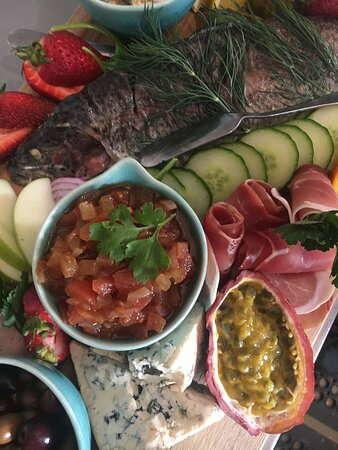 Our delicious share platters available everyday or customise for your special occasion