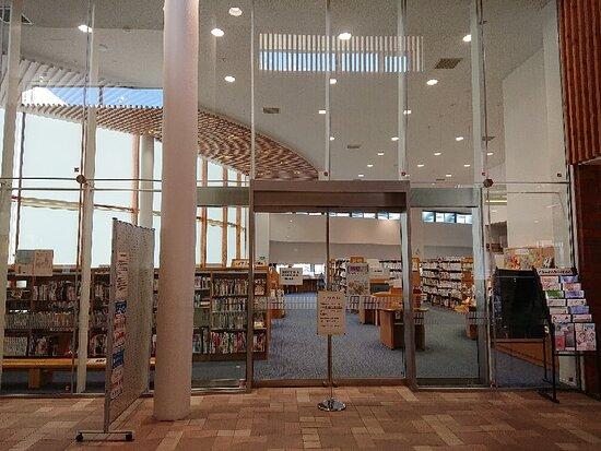 Iwanai Regional Cultural Center Library