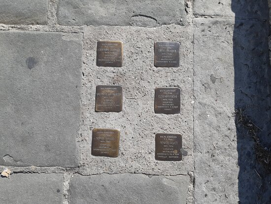 Pietre d'inciampo a Prato