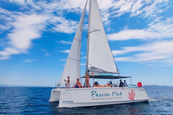 Passion Med - Catamaran Var