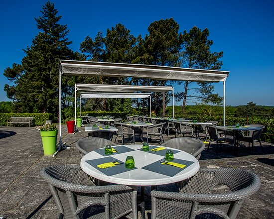 terrasse restaurant 78 Rochefort en Yvelines