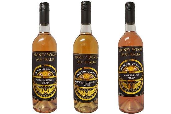 Honey Wines Australia Meadery