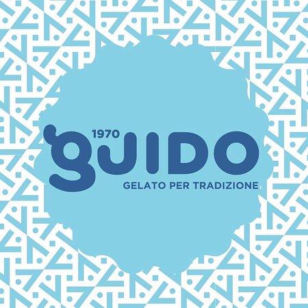 Porto Recanati, İtalya: Logo gelateria Guido dal 1970