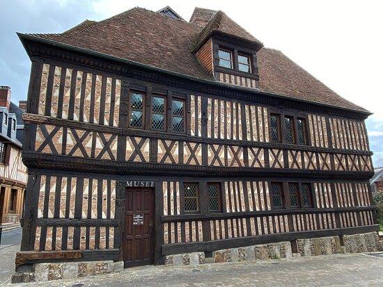 Musée du Vieux Manoir à Orbec