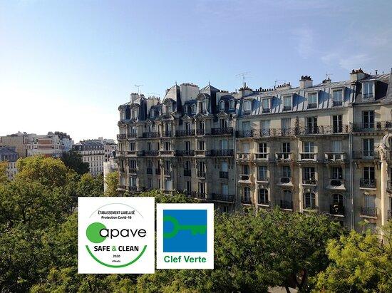 Hotel du Printemps, hôtels à Paris
