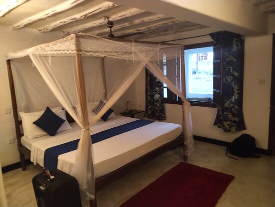 Malindi Marine National Park, Kenya : The room