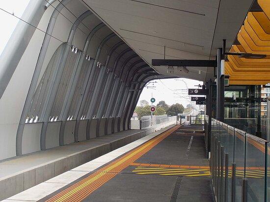 Carnegie Railway Station