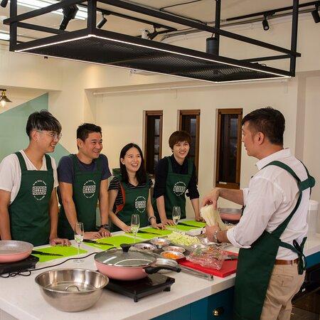 Be My Guest Taipei Restaurant & Cooking Class 好客台北