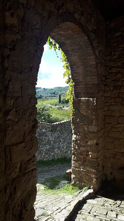 Montefioralle, إيطاليا: Montefioralle
