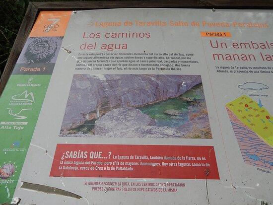 Peralejos De Las Truchas, Španielsko: información