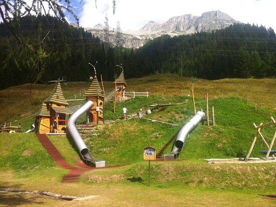 Parco Giochi Cioss Prato