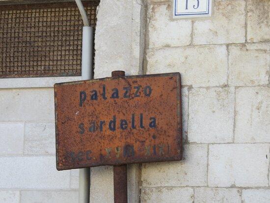 Palazzo Sardella