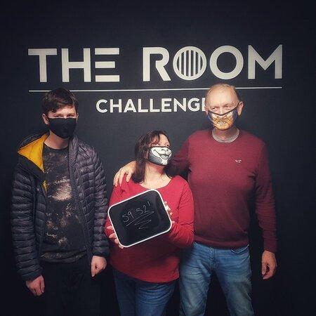 The Room Challenge