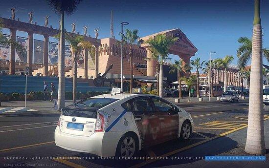 Taxi Tour Tenerife