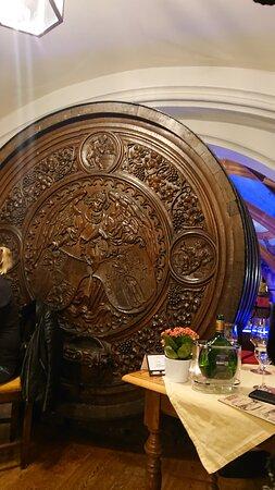 Interior / Decor Huge barrel