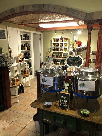 Pinehurst, NC: more olive oils