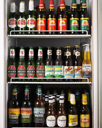 Nossa Geladeira de cervejas!