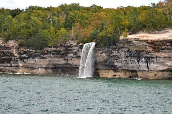Upper Peninsula, MI: Picture Rock National Shore
