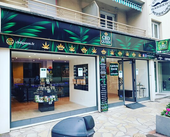 CBD QUEEN Antibes