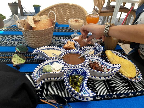 Rafraf, Tunisia: Tectus