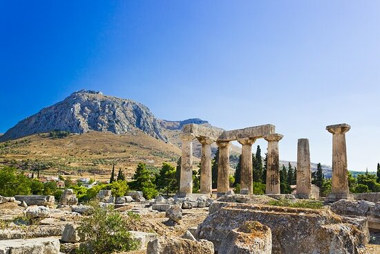 Private Half Day to Ancient Corinth