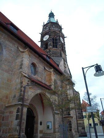 Roth, Jerman: Kostol Stadtkirche Evangelisch-Lutherische Kirchengemeinde