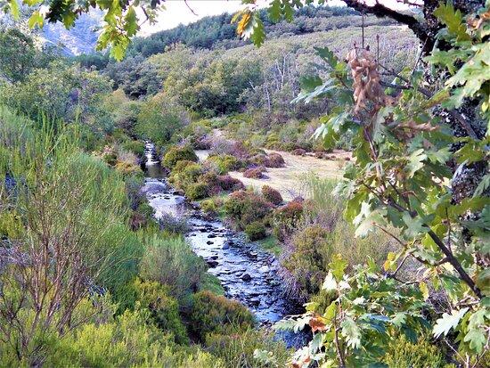Cantalojas, Spanien: río
