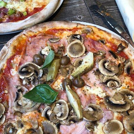 Den bedste pizza i mange år
